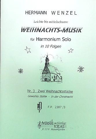Wenzel, Hermann - 2 Weihnachtsstücke :