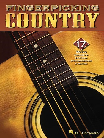 Fingerpicking Country: for vocal/guitar/tab