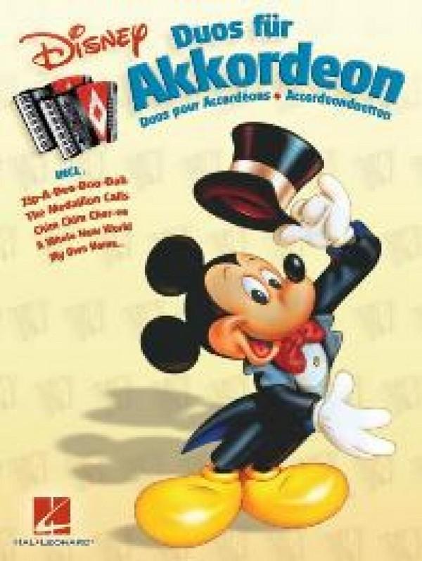 - Disney Duos : für Akkordeon