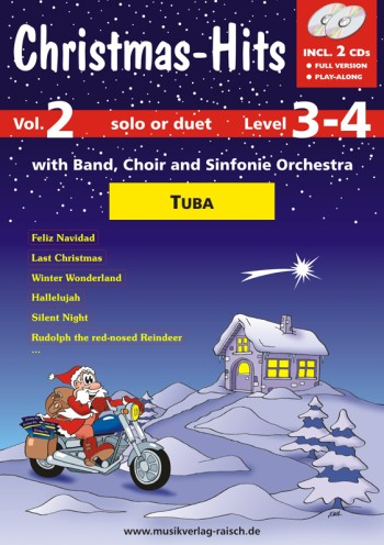 - Christmas Hits vol.2 (+CD) :