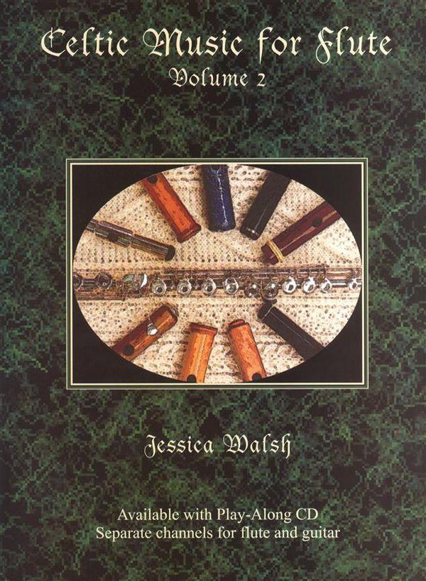 Celtic Music vol.2 (+CD): for flute