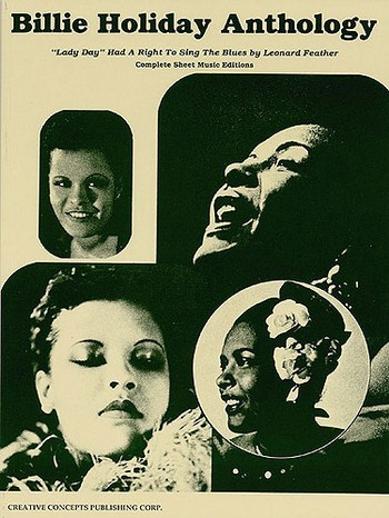 Billie Holiday Anthology: for piano/voice/guitar