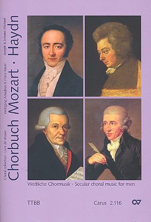 Chorbuch Mozart Haydn Band 6: für Männerchor a cappella