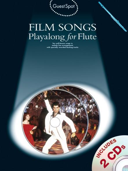 Film Songs (+CD): for flute Guest Spot Playalong