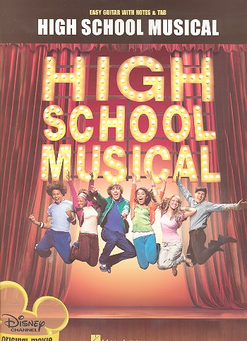 High School Musical: for easy guitar (vocal/tab)