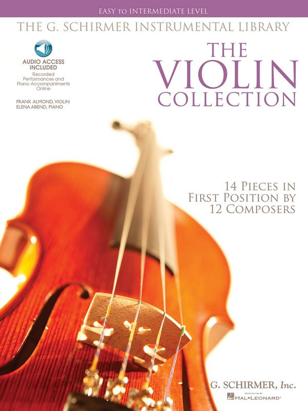 - The Violin Collection easy to intermediate