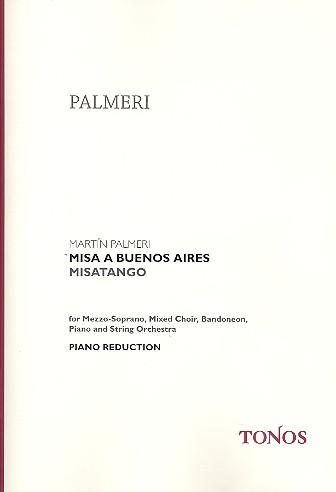 Palmeri, Martín - Misa a Buenos Aires :
