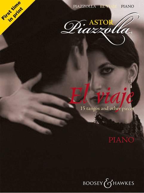 El Viaje: für Klavier