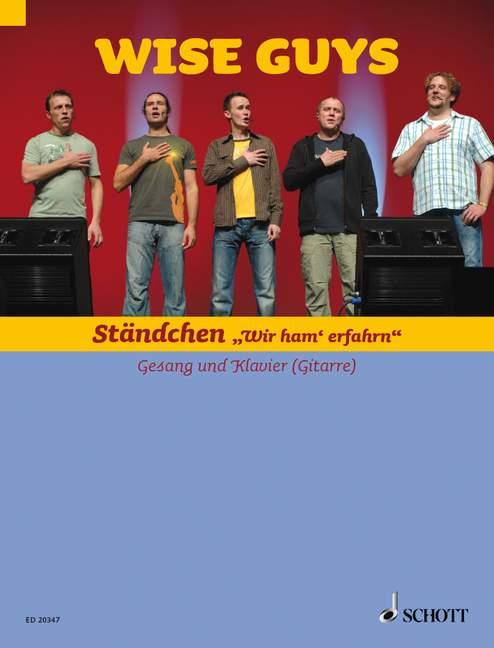 Dickopf, Daniel - Ständchen : für Gesang und Klavier