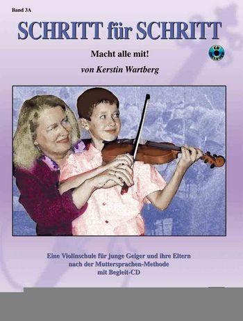 Wartberg, Kerstin - Schritt für Schritt Band 3a (+CD) :