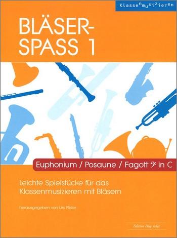 - Bläser-Spaß Band 1 : für Blasorchester