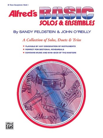 Basic Solos and Ensembles vol.1: for any combination of instruments