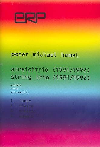 Streichtrio: für Violine, Viola und Violoncello