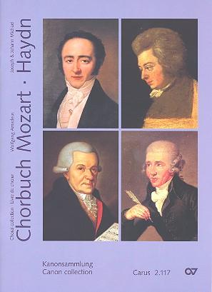 Chorbuch Mozart Haydn Band 7 - Kanons: