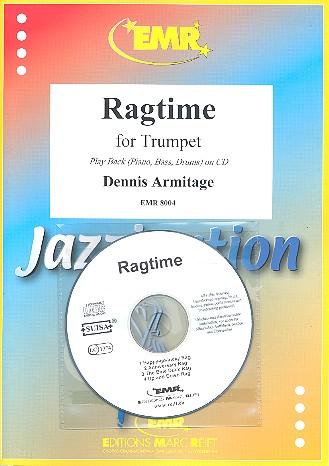 Ragtime (+CD): für Trompete (und Klavier)