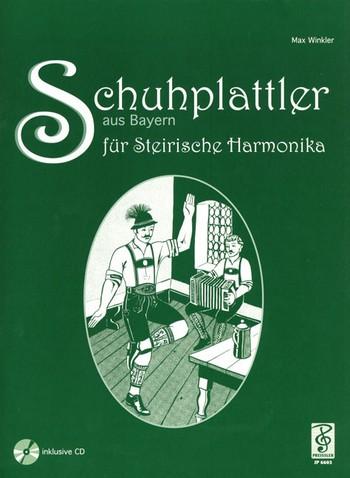 - Schuhplattler aus Bayern (+CD) :