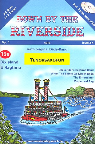 Down by the Riverside vol.1 (+2 CD\