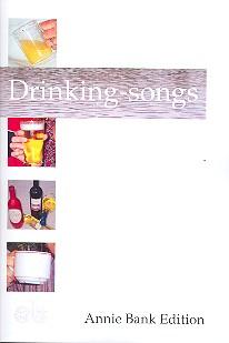 Drinking Songs: für 1-4 Stimmen (gem Chor) a cappella