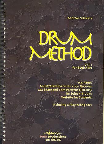 Drum Method vol.1 (+ 2 CD\