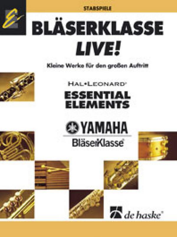- Bläserklasse live : für Stabspiele (Orff)