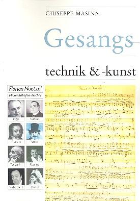 Gesangstechnik und -kunst