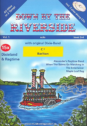 Down by the Riverside vol.1 (+ 2 CD\