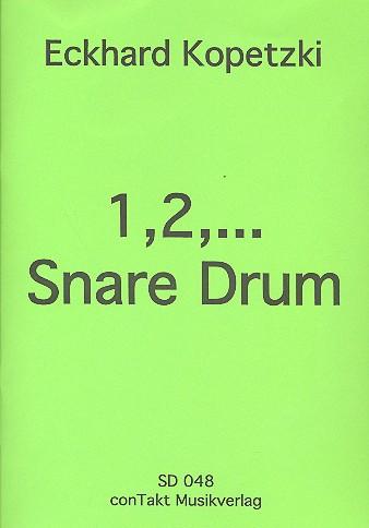 1 2 Snare Drum Heft A: für Snare Drum
