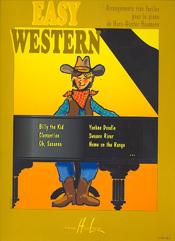 Easy Western: for piano