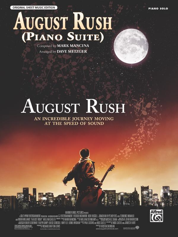 August Rush Piano Suite: for piano