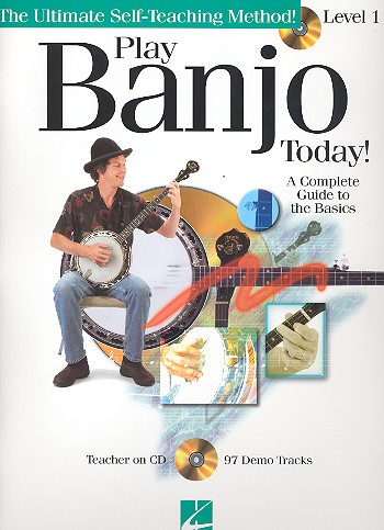 Play Banjo today Level 1 (+CD)