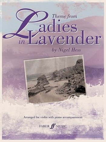 Ladies in Lavender: Theme for violin and piano