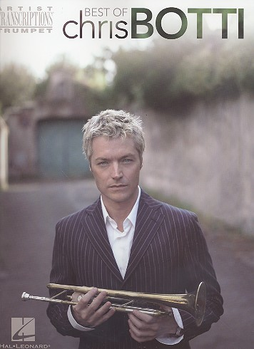 Best of Chris Botti: for trumpet (flugelhorn)