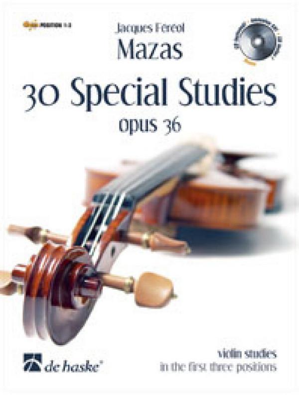 30 special Studies opus.36 (+ 2 CD\