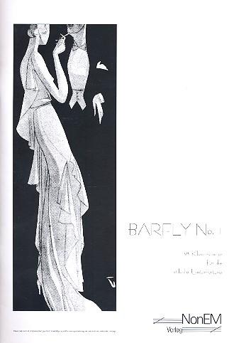 Barfly vol.1: für Klavier