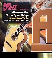 Gitarrensaiten Nylon (für Konzertgitarre)