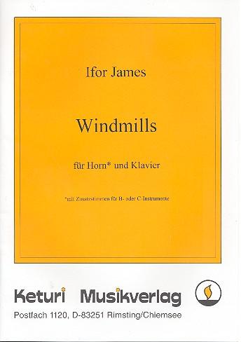 Windmills: für Horn (B-/C-Instrument) und Klavier