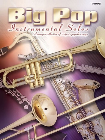 Big Pop Instrumental Solos: for trumpet