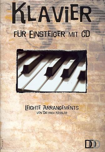 Klavier für Einsteiger (+CD)