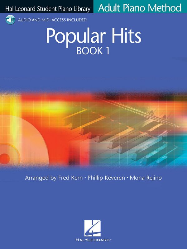 Popular Hits vol.1 (+CD): for piano (with text)