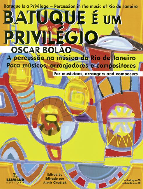 Batuque e um privilegio: for percussion (en/port)