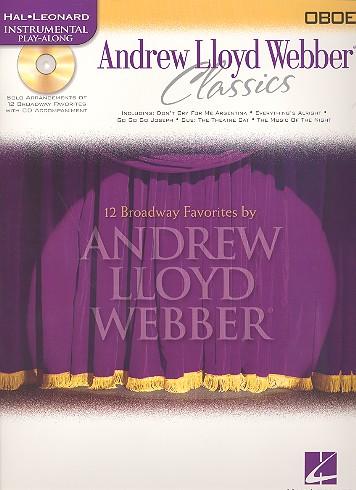 Andrew Lloyd Webber Classics (+CD): for oboe