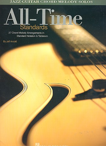 All Time Standards: for guitar/tab