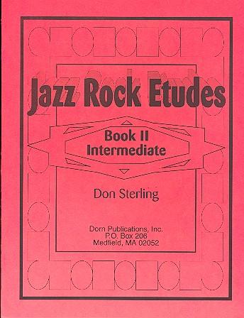 Jazz Rock Etudes vol.2: for saxophone