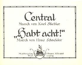 2 Märsche: für Blasorchester Direktion und Stimmen