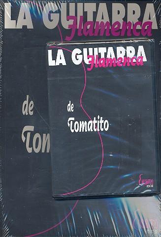 La guitarra flamenca de Tomatito (+DVD)