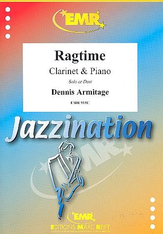 Ragtime: für 1-2 Klarinetten und Klavier