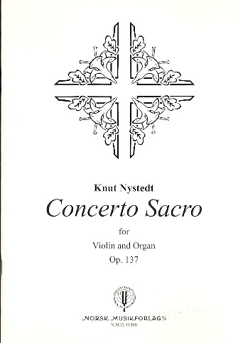 Nystedt, Knut - Concerto sacro op.137 :