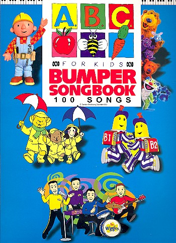 ABC for Kids Bumber Book songbook melodyline/chords/lyrics