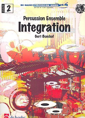 Integration: für Percussion Ensemble (4 Spieler)
