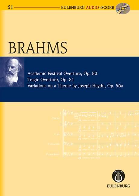 3 Orchesterstücke (+CD): für Orchester Studienpartitur